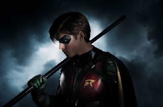 titans: mas imagenes del set de robin, beast boy, starfire y raven