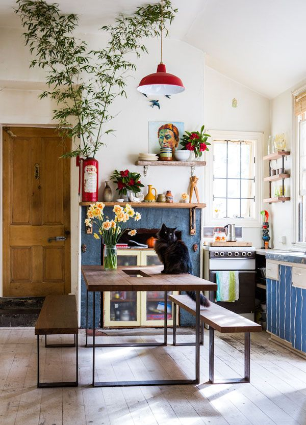 Babylon Sisters: The Bohemian Kitchen