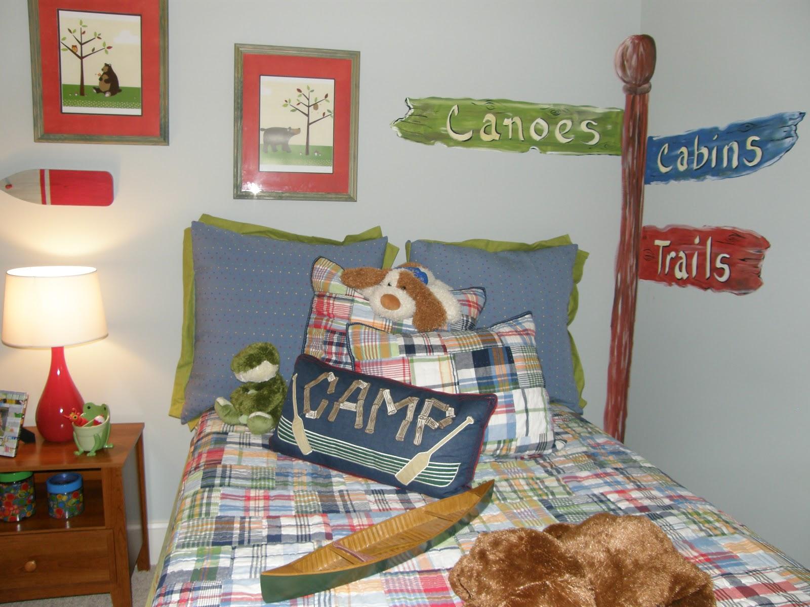 Happy Camper Room Design Dazzle