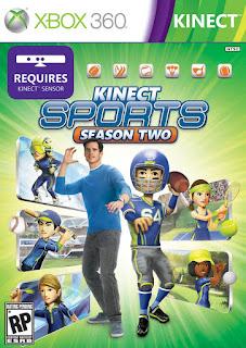 Kinect Sports Season 2 (XBOX 360) 2011