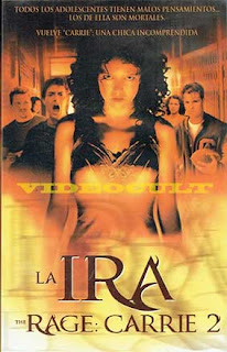 La ira. The rage: Carrie 2