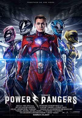 Power Rangers (2017) [Latino – Ingles] [4K-HEVC]