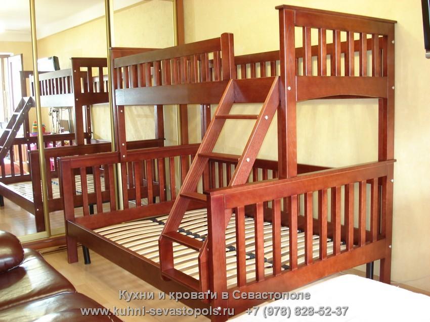 Двухъярусная кровать Севастополь
