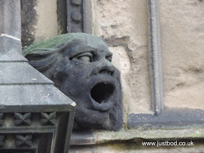 Gargoyle Wakefield Chantry Chapel