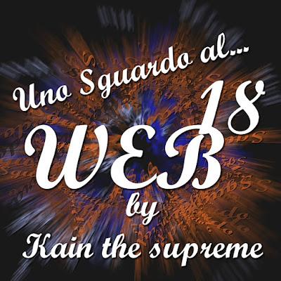 Uno sguardo al #web N° 18