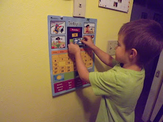 Learning Resources Magnetic Calendar