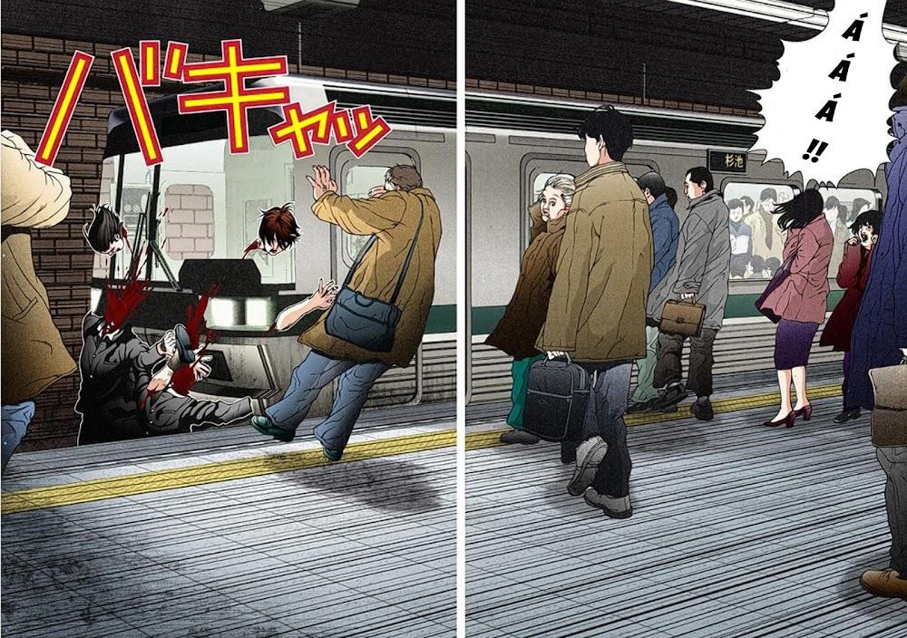 Gantz Chap 01: Tai nạn trang 31