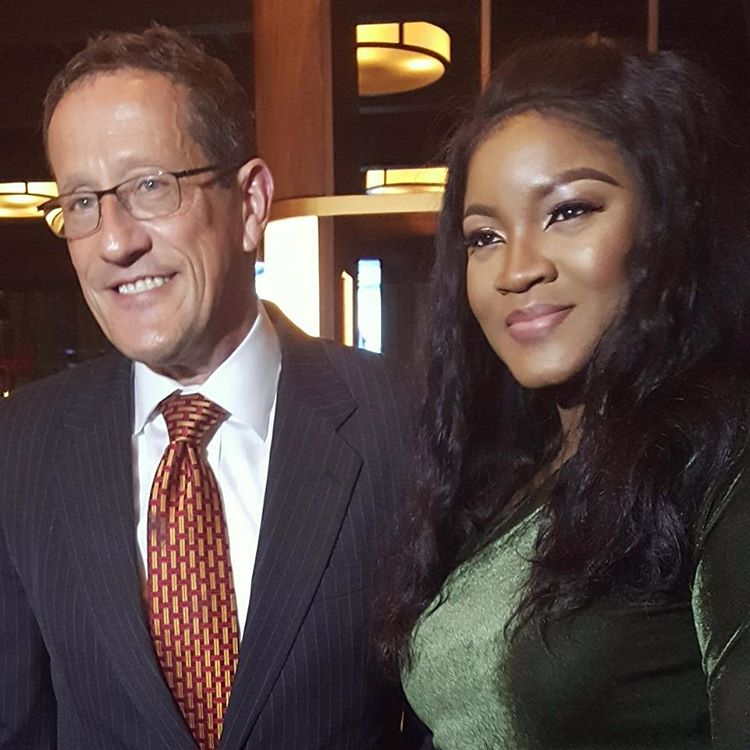 omotola jalade interview with cnn