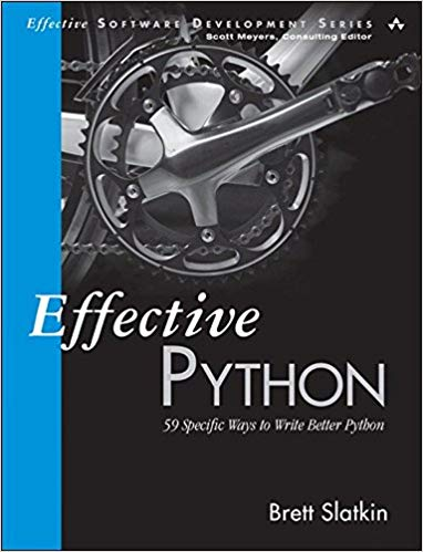 Effective Python front cover