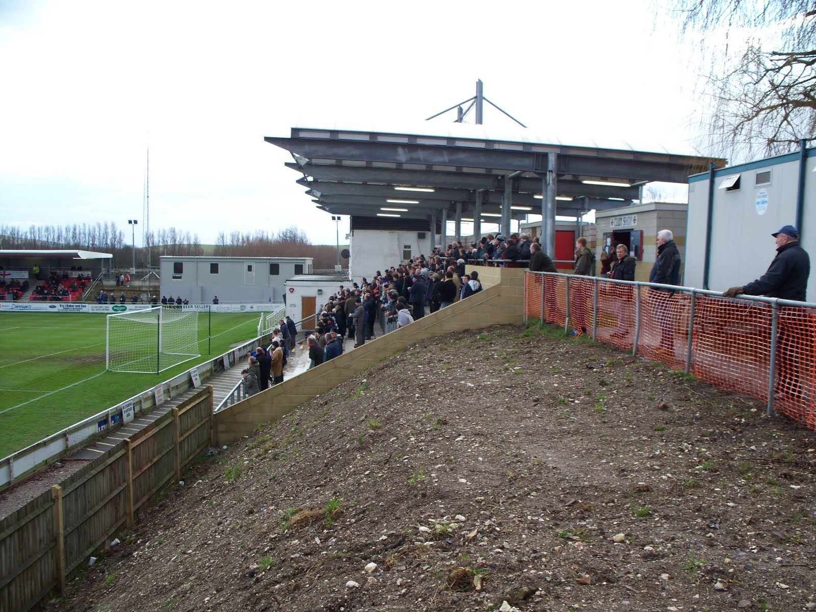 The Wycombe Wanderer Lewes The Dripping Pan