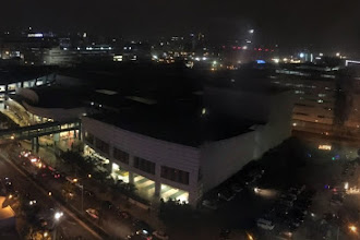 Mall of Asia City Skyline View
