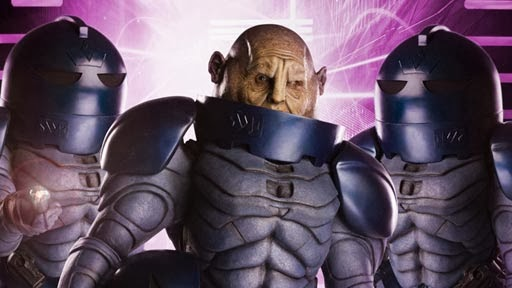 The Sontarans as they reappeared in 2008
