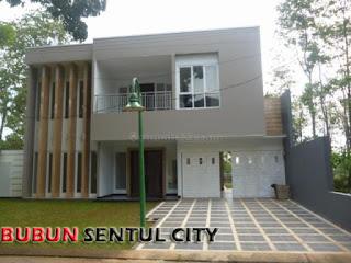 Rp.7.000.000.000 Dijual Rumah Baru Minimalis Di Bukit Golf Hijau Sentul City (code:198)