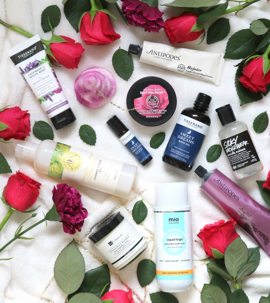 Favourite Vegan Beauty Products