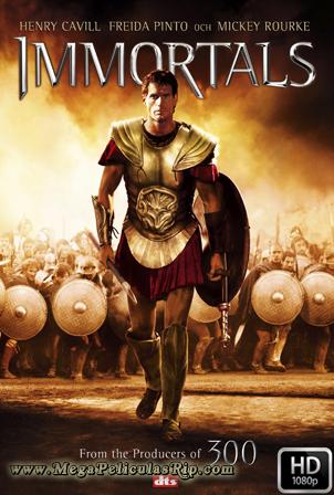 Immortals 1080p Latino