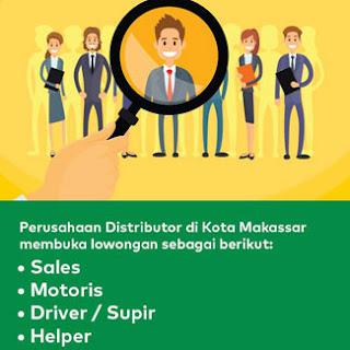 Lowongan Kerja di Mitra Sukses Makassar