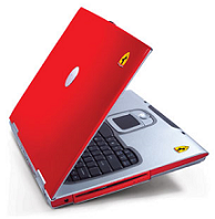 Acer Laptop Ferrari 3000 Specifications, review and driver download