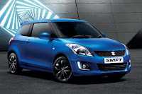 Suzuki Swift SZ-L 3-Door (2016) Front Side