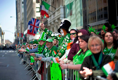 Happy ST. Patrick's Day 2016 Date - Quotes - Images