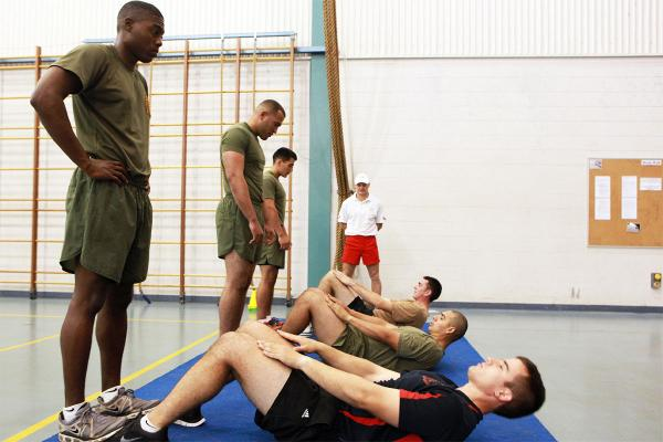 Physical Fitness Test (Strength, Endurance, Speed and Power, Flexibility)