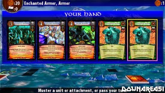 Warhammer Battle for Atluma PSP Game Pitcure Screenshot Warhammer Battle For Atluma PSP ISO