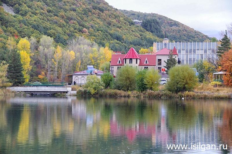 Город-курорт Джермук. Армения