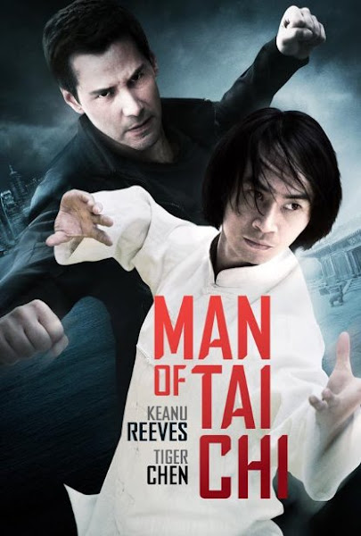 Poster of Man Of Tai Chi 2013 720p BluRay Dual Audio