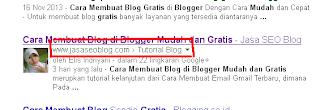 Breadcrumbs Google