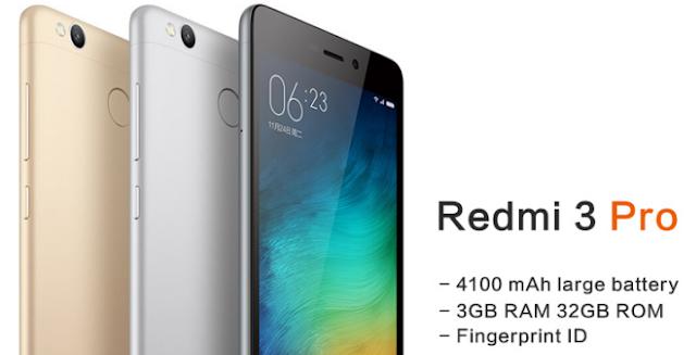 Cara Upgrade Xiaomi Redmi 3/PRO MIUI7 Ke MIUI8 Bahasa Indonesia