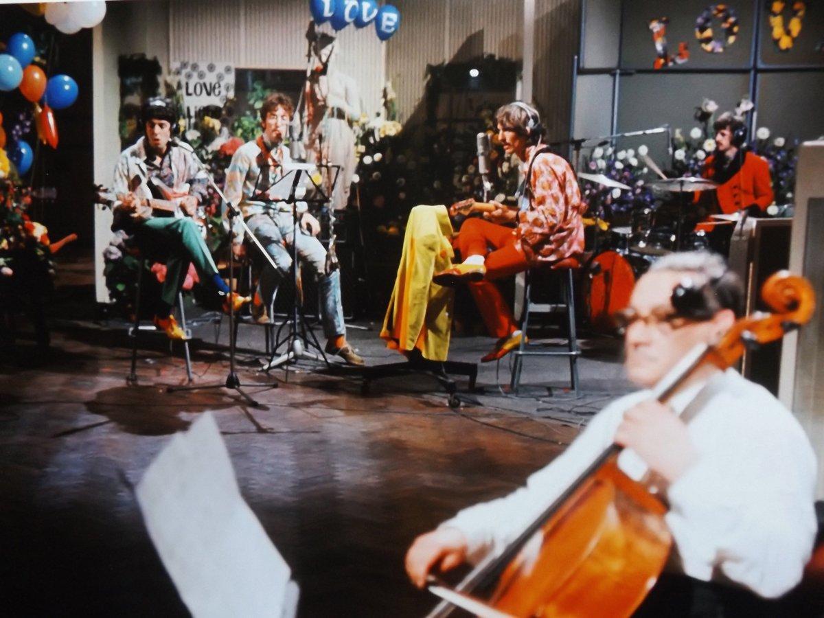 DIÁRIO DOS BEATLES: Há 50 anos,os Beatles participavam da 1ª ...