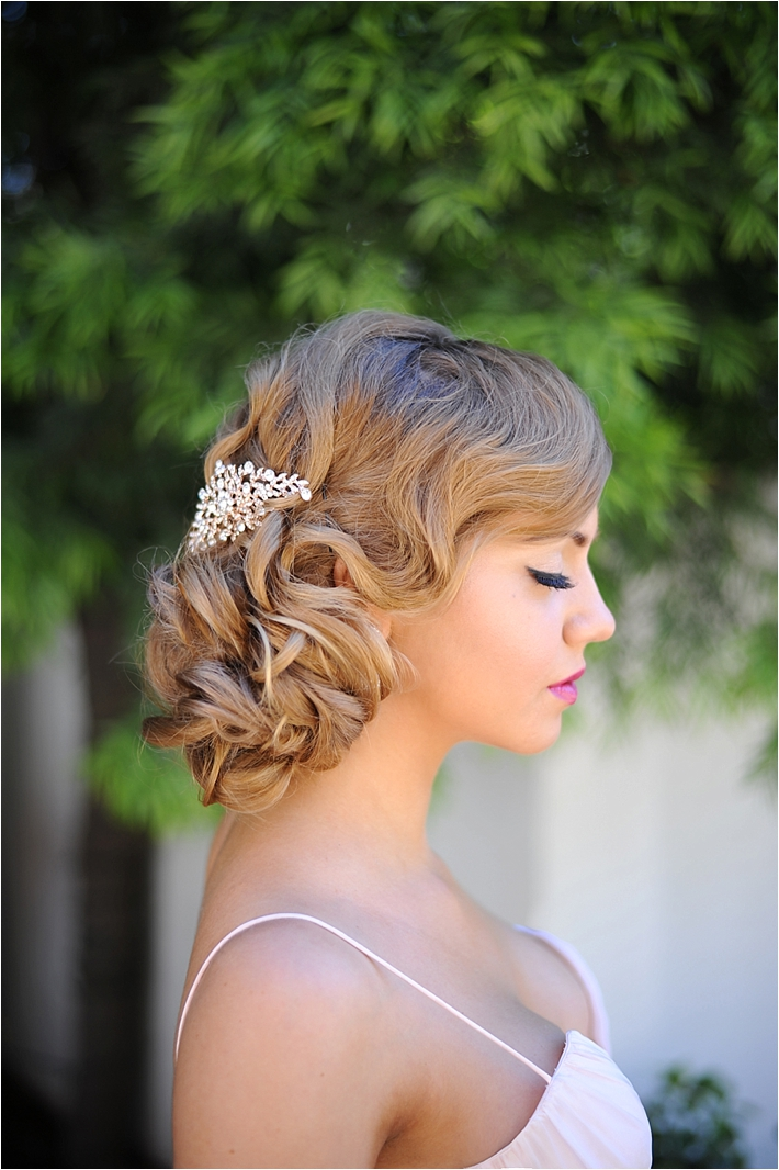 2015 Bridal Hair & Make-up Trends by Beach Bridal Beauty | Southern California Wedding Ideas and ...