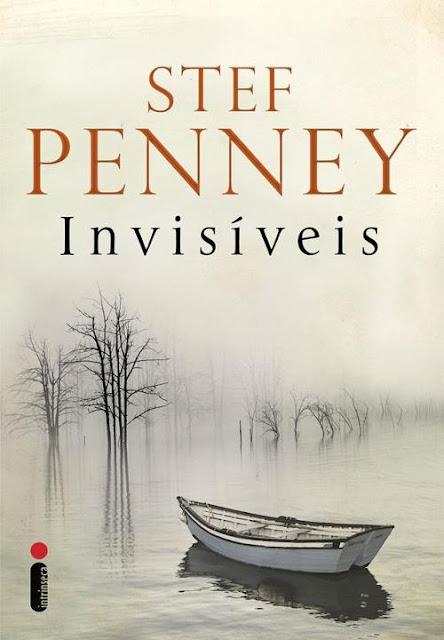 News: Capa do livro Invisiveis, de Stef Penney. 7