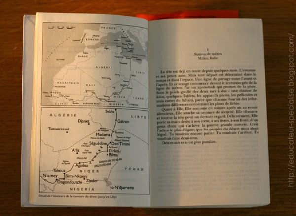 Premières pages livre Bilal sur la route des clandestins Fabrizio Gatti