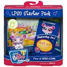 Littlest Pet Shop LPSO com Rat (#1698) Pet