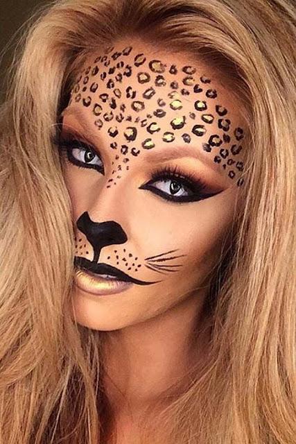 halloween makeup ideas pictures