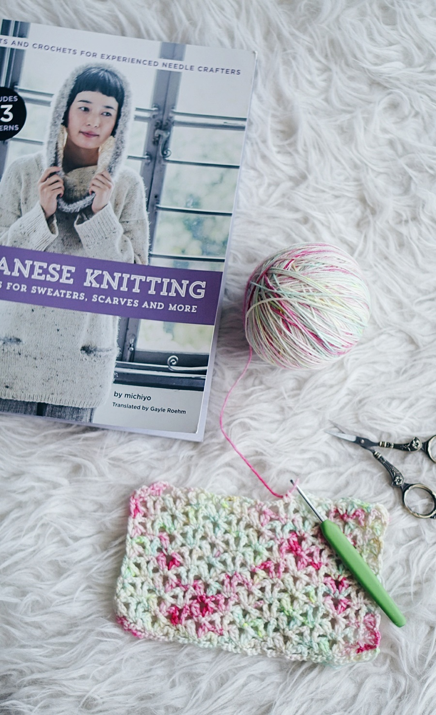 JAPANESE KNITTING: PATTERNS FOR SWEATERS AND MORE REVIEW