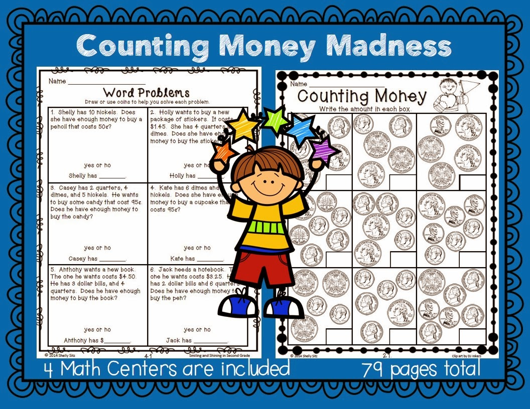 http://www.teacherspayteachers.com/Product/Counting-Money-Madness-1106868