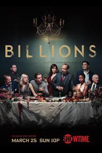 Billions Poster
