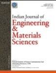 INDIAN JOURNAL OF ENGINEERING & MATERIALS SCIENCES (IJEMS)