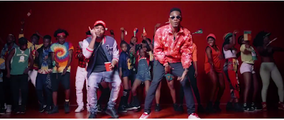 Download: Latest Musc Video from Patoranking Featuring Wizkid & Olamide