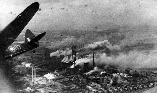Daylight air raid on Cologne, 12 August 1941 worldwartwo.filminspector.com