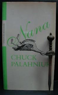 Portada del libro Nana, de Chuck Palahniuk