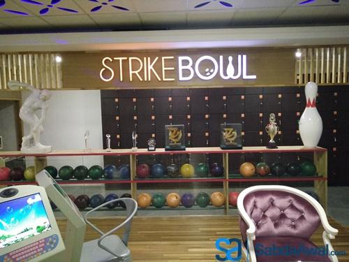 StrikeBowl : Tempat Bermain Bowling di Medan