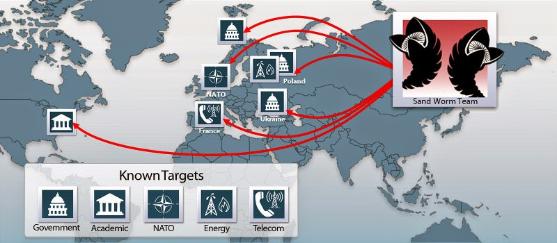 Russian Hackers use Windows 0-Day exploit to hack NATO, Ukraine