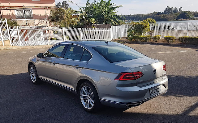 VW Passat 2016 Highline