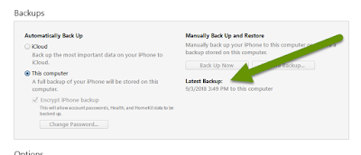 The Best Times to Backup your Smart Phone
