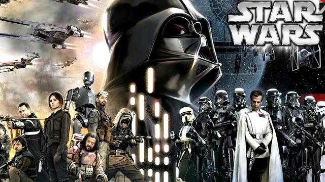 Kumpulan Foto, Fakta dan video Star Wars Anthology - Rogue One