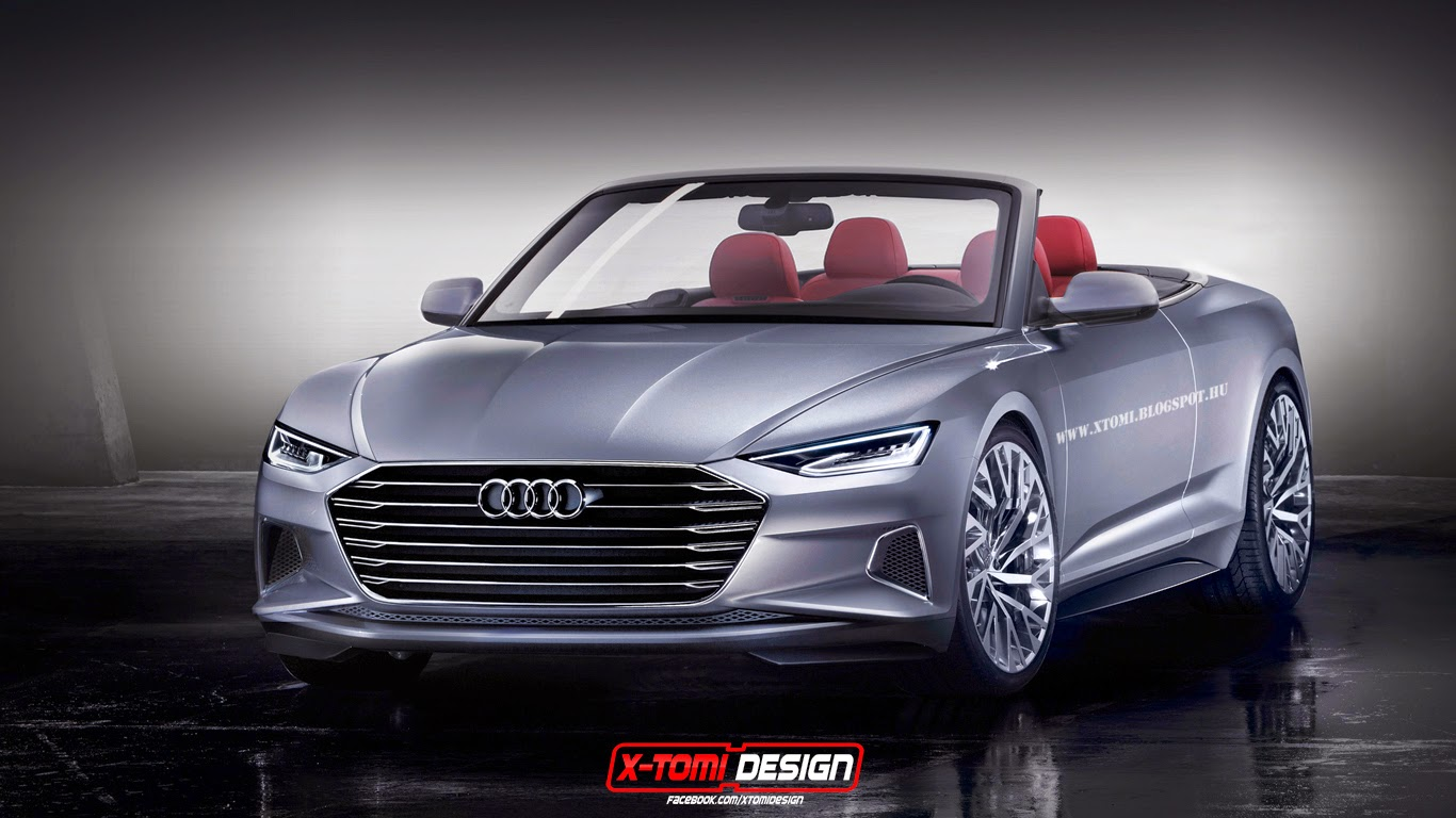 x tomi design audi prologue cabriolet concept. Black Bedroom Furniture Sets. Home Design Ideas