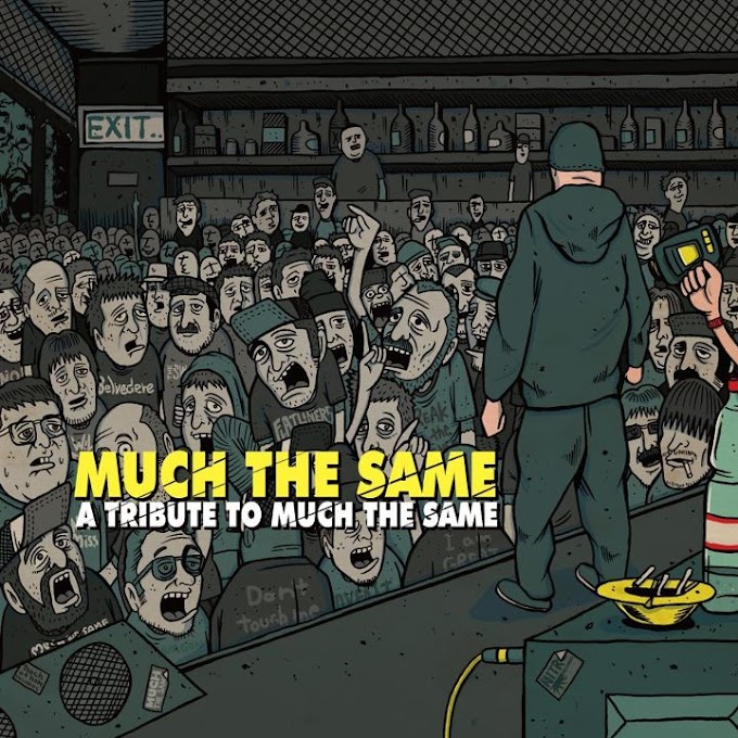 <center>VA - A Tribute To Much The Same (2012)</center>