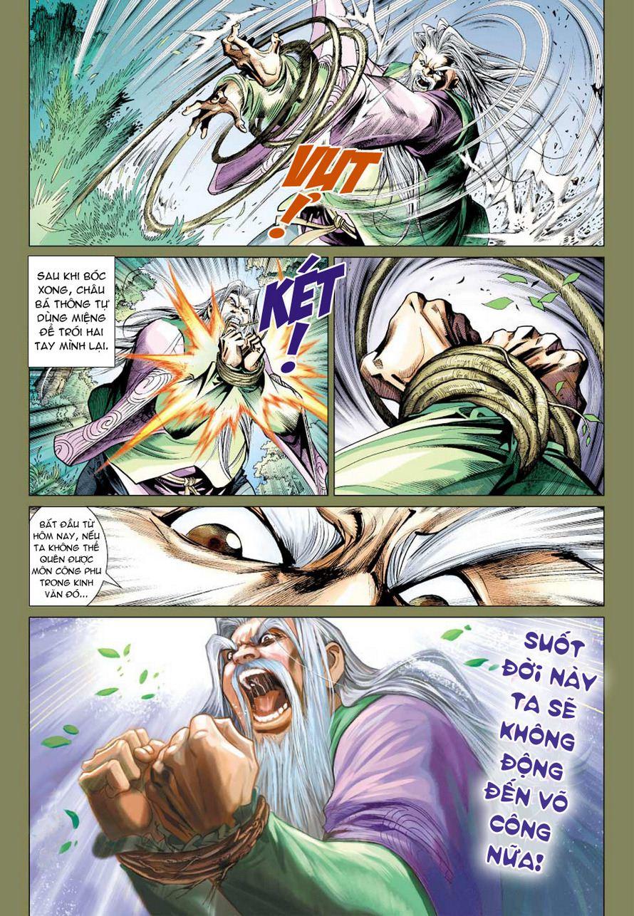 Anh Hùng Xạ Điêu anh hùng xạ đêu chap 49 trang 7